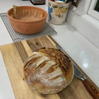 Sourdough Victory!